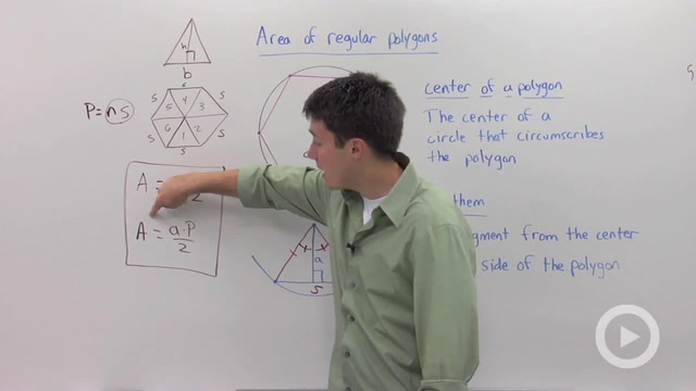 Area of Regular Polygons - Problem 3