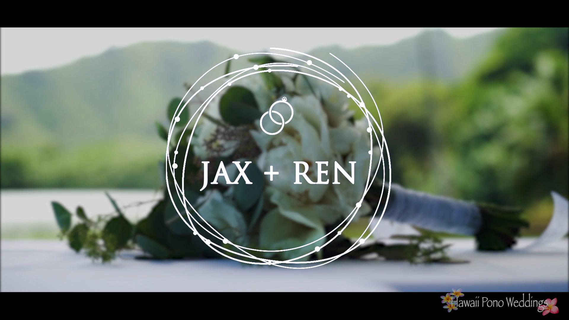 Ren + Jacky | Kaneohe, Hawaii | Secret Island at Kualoa Ranch