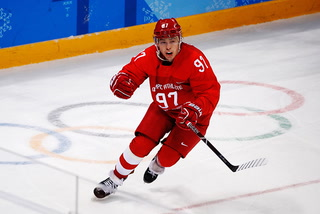 Knights GM says it was important for the team to sign Nikita Gusev