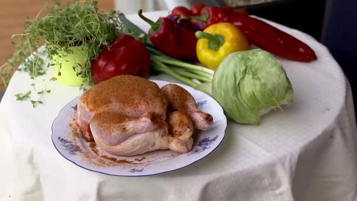 Hvordan grille store og små kjøttstykker