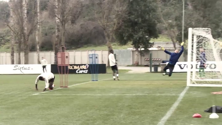 Gerson's Unreal Training Strike