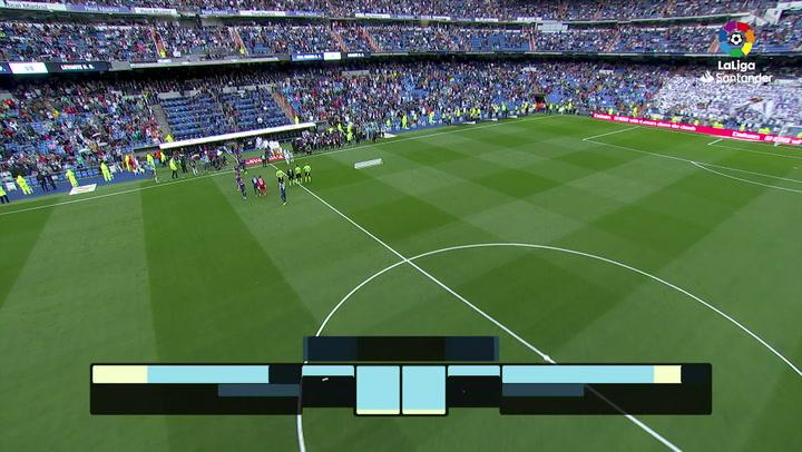 LaLiga (J4): Resumen y goles del Real Madrid 3-2 Levante