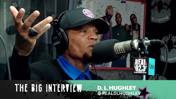 D.L. Hughley Calls Jussie Smollett The Luckiest Black Man Since OJ
