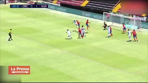 Costa Rica elimina a Guatemala con sufrimiento y avanza al preolímpico