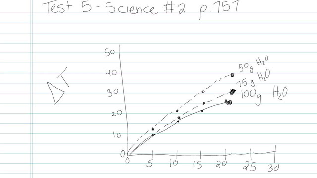 Test 5 - Science - Question 2