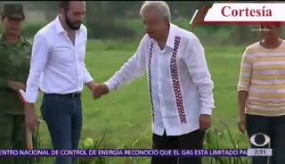 El golpe de López Obrador a Nayib Bukele que se hizo viral