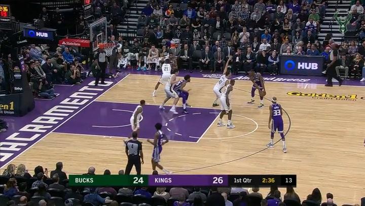 Las mejores jugadas de Mirotic con los Bucks en la NBA