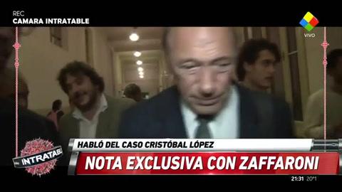 Zaffaroni: Es mejor que Macri no se siga metiendo con la Justicia