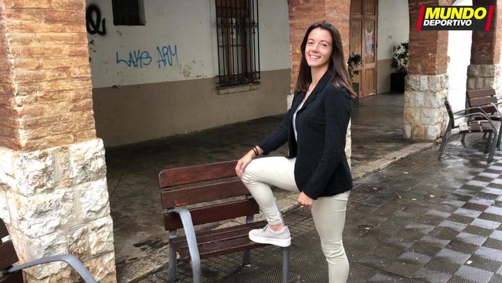 Entrevista a Aitana Bonmatí, jugadora del F.C. Barcelona