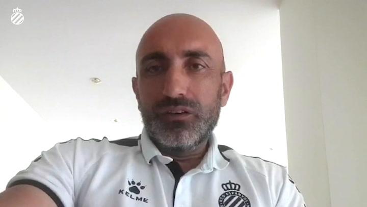 Abelardo (RCD Espanyol) valora el retorno de LaLiga