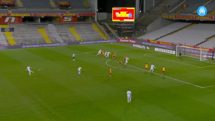 Arkadiusz Milik's first goals with Marseille