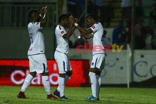 Olimpia derrota al Honduras Progreso con dos penales de Jerry Bengtson