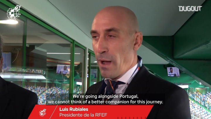 Spain and Portugal join forces to host the 2030 World Cup