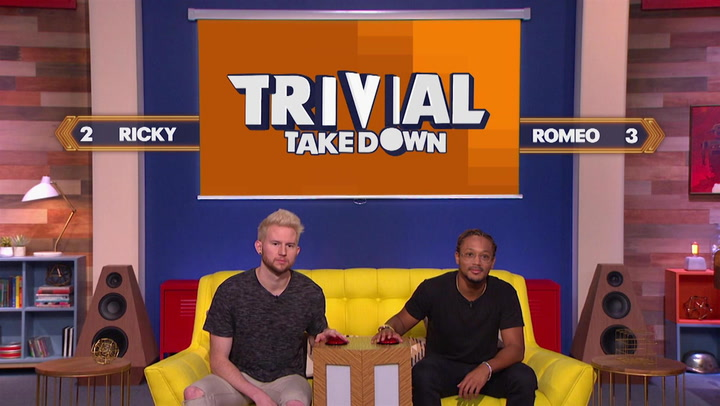 Ricky Dillon and Romeo Miller Show How Well They Know Selena Gomez: Trivial Takedown Sneak Peek
