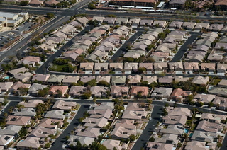 Las Vegas home prices