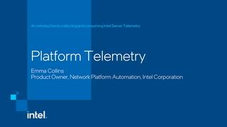 Chapter 1: Platform Telemetry