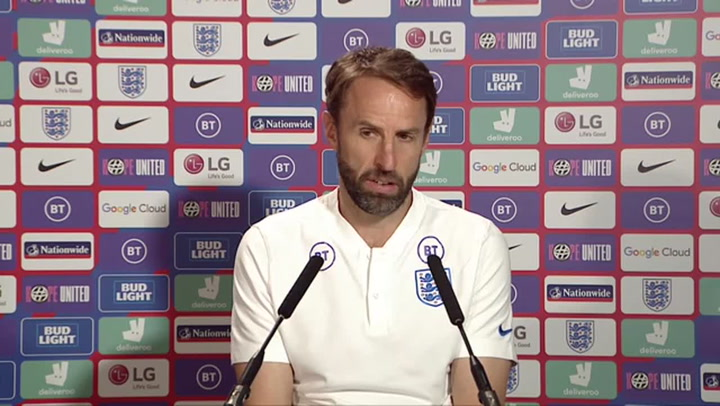 'It's unforgivable': Southgate condemns racist abuse of England players