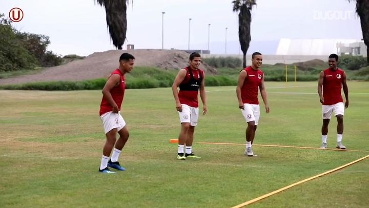 Preseason Training Intensifies At Campo Mar