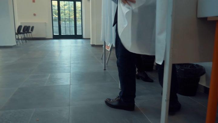 Orbán Viktor leadta a szavazatát az önkormányzati választáson