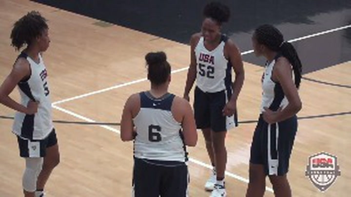 Meet the 2017 USA Women's 3x3 U18 World Cup Team
