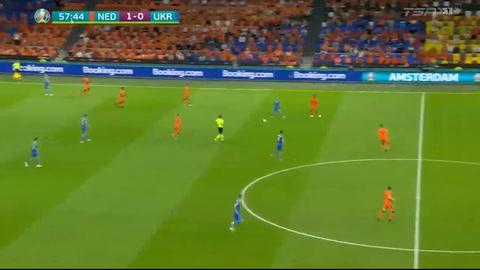 Holanda 3- 2 Ucrania (Eurocopa)