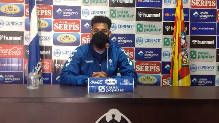 """Daoudi: """"Debemos salir a muerte para evitar que el Real Madrid se sienta cómodo"""""""