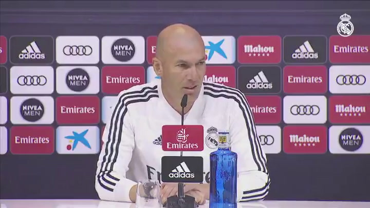 Este es el mensaje de ánimo de Zidane a Casillas tras sufrir un infarto