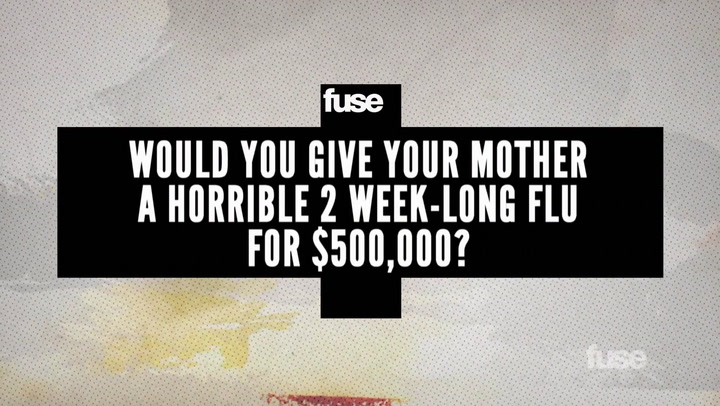 Web Shows: Hypothetically: Would Ylvis Give Their Mom a Horrible Flu for $500,000?