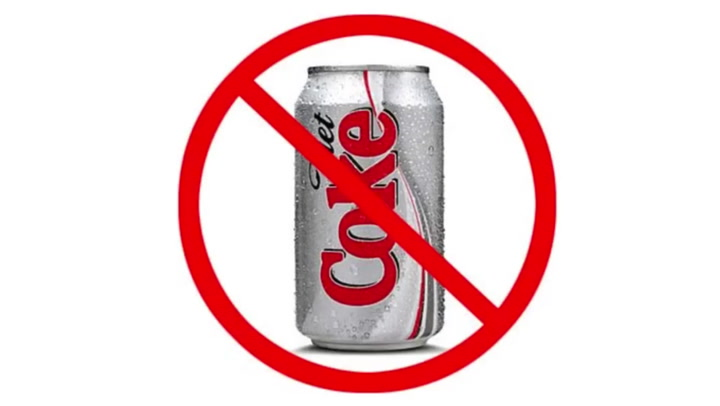 Drinking One Diet Drink A Day Can Triple Risk Of Dementia