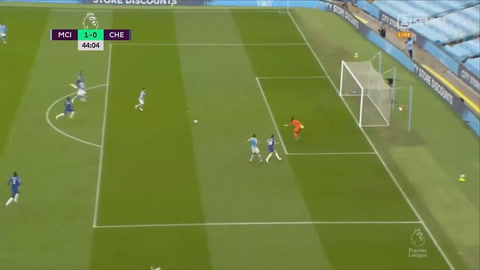 Manchester City 1-2 Chelsea (Premier League)