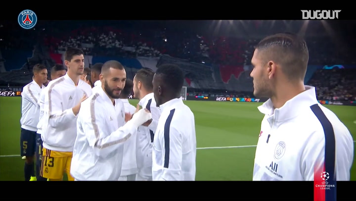 PSG 3-0 Real Madrid Maç Özeti