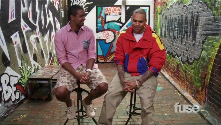 Chris Brown as Future Film Director