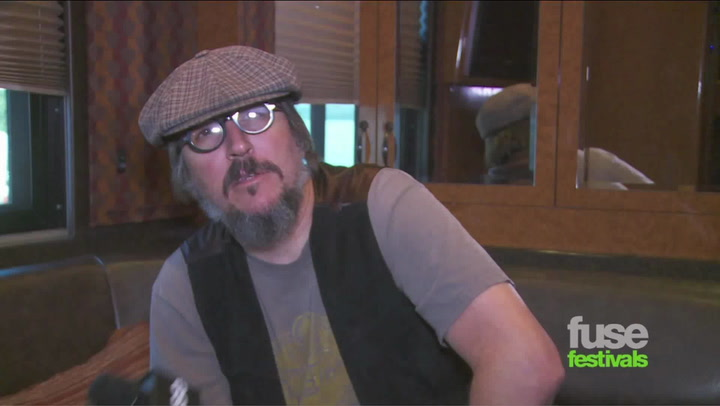 Festivals: Beale Street:Primus' Les Claypool Talks Wearing Chicken Suits On Stage - Beale Street 2012