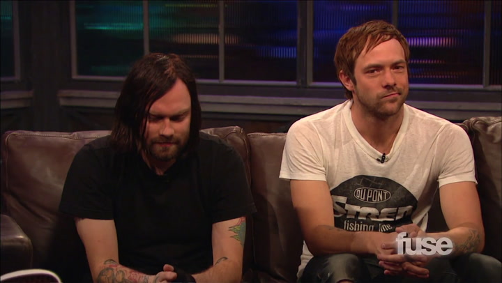 The Used On Vulnerable, Warped Tour and Making Out: Hoppus On Music