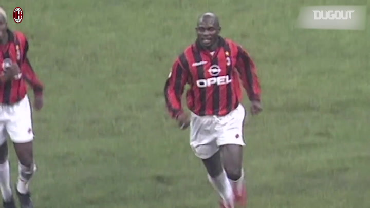 AFCON Legends: George Weah