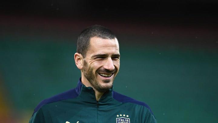 Bonucci renueva con la Juve hasta el 2024