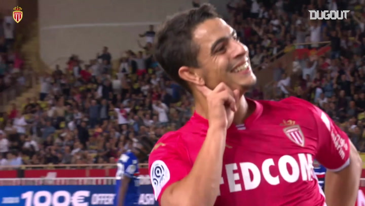 Wissam Ben Yedder's perfect start to AS Monaco career