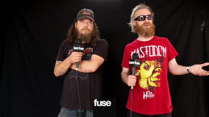 Interviews: Red Fang on the Epicness of Their Low Budget Videos