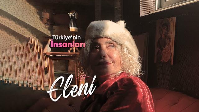 Türkiye'nin İnsanları - Vintage Eleni