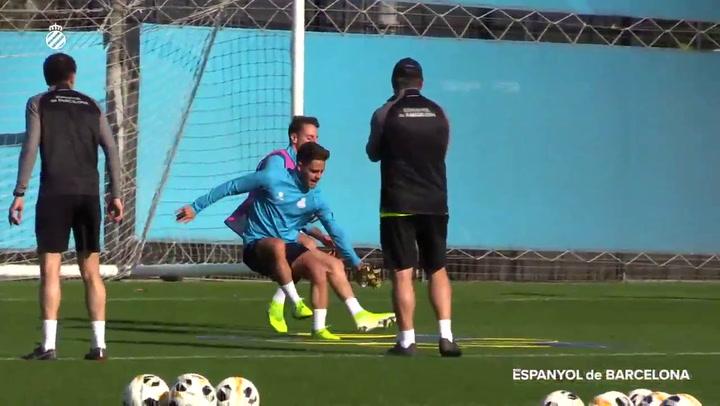 El Espanyol vuelve a la competición amiga