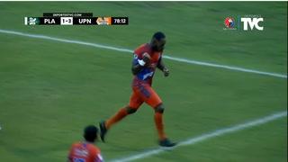 Cabezazo letal: Jairo Róchez anota su doblete de la tarde ante Platense en el Excélsior