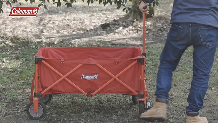 Preview image of Coleman Camping Wagon video