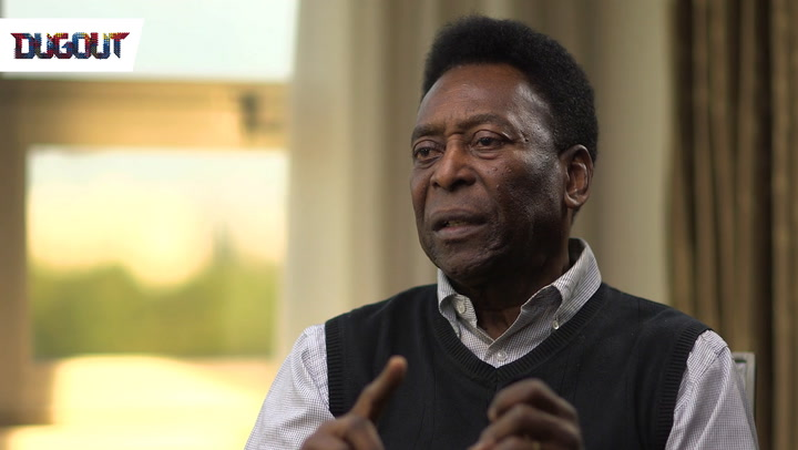 Pelé on Travelling the World With Santos