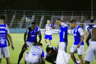 Selección hondureña cierra su primer entreno lleno de algarabía en Choloma previo a la Liga de Naciones