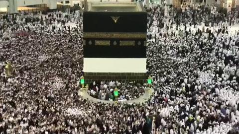 La peregrinación a La Meca se moderniza con aplicaciones móviles