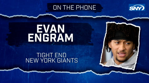 Evan Engram: Our defense has gotten very physical