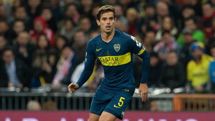 Lo mejor de Fernando Gago