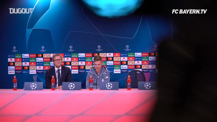 European Nights: FC Bayern Are Ready For Athens
