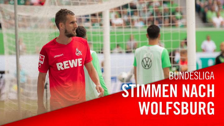 Stimmen nach Wolfsburg