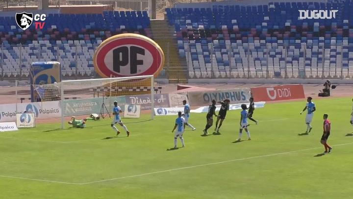 Colo-Colo's win at Antofagasta